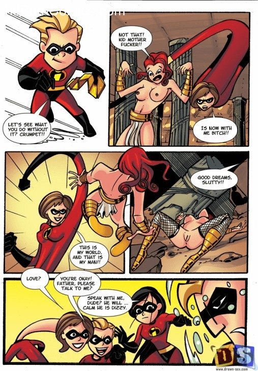 Toon sex-Drawn Sex- The Incredibles7 free sex comic