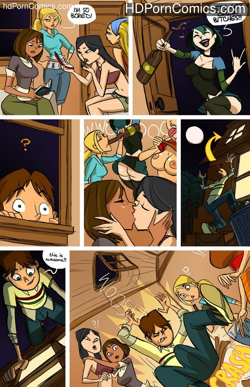 Total Drama Intercourse Sex Comic