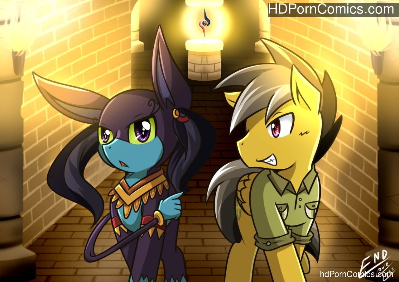 Treasure Hunt Sex Comic