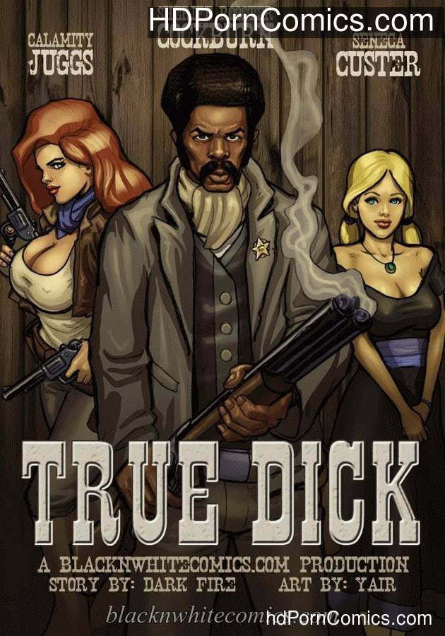 True Dick free Porn Comic