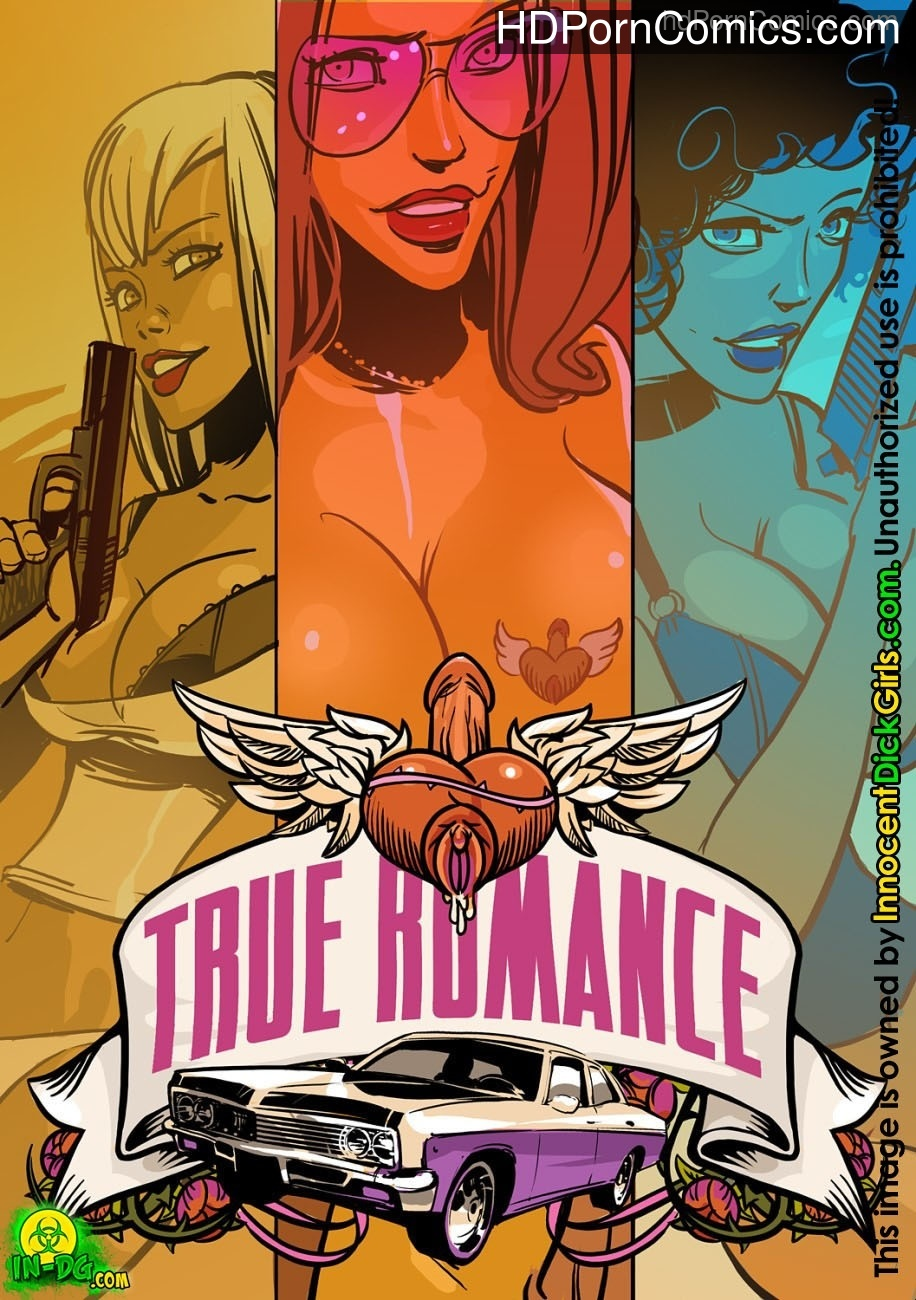 True Romance Sex Comic