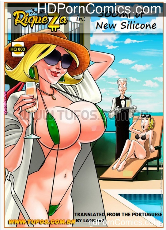 Tufos, Rich Family 3- 500ml of New Silicone free Cartoon Porn Comic