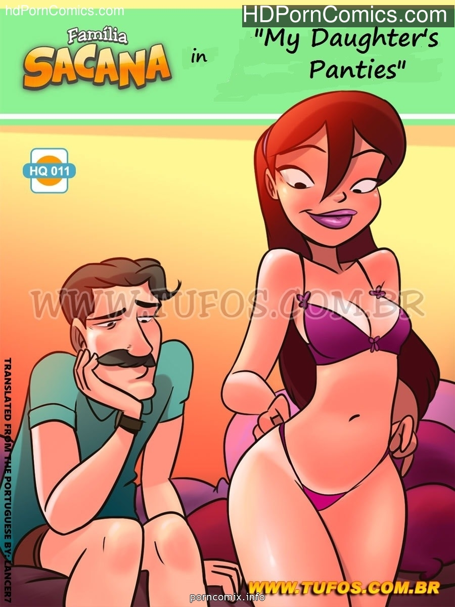 Tufos,Family Sacana 11- My Daughter's Pantie free Cartoon Porn Comic