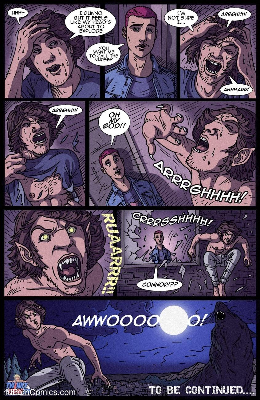 Twink Wolf Sex Comic