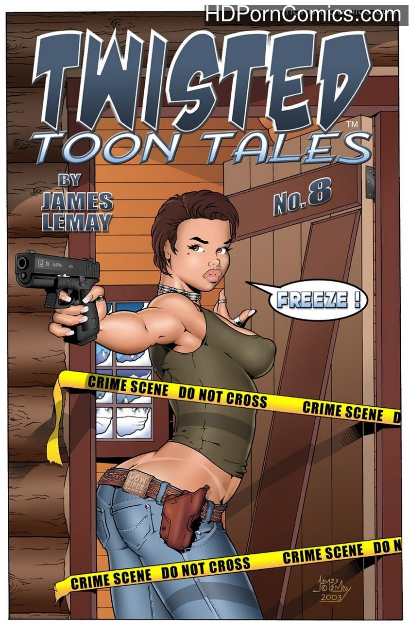 Twisted Toon Tales 8 Sex Comic