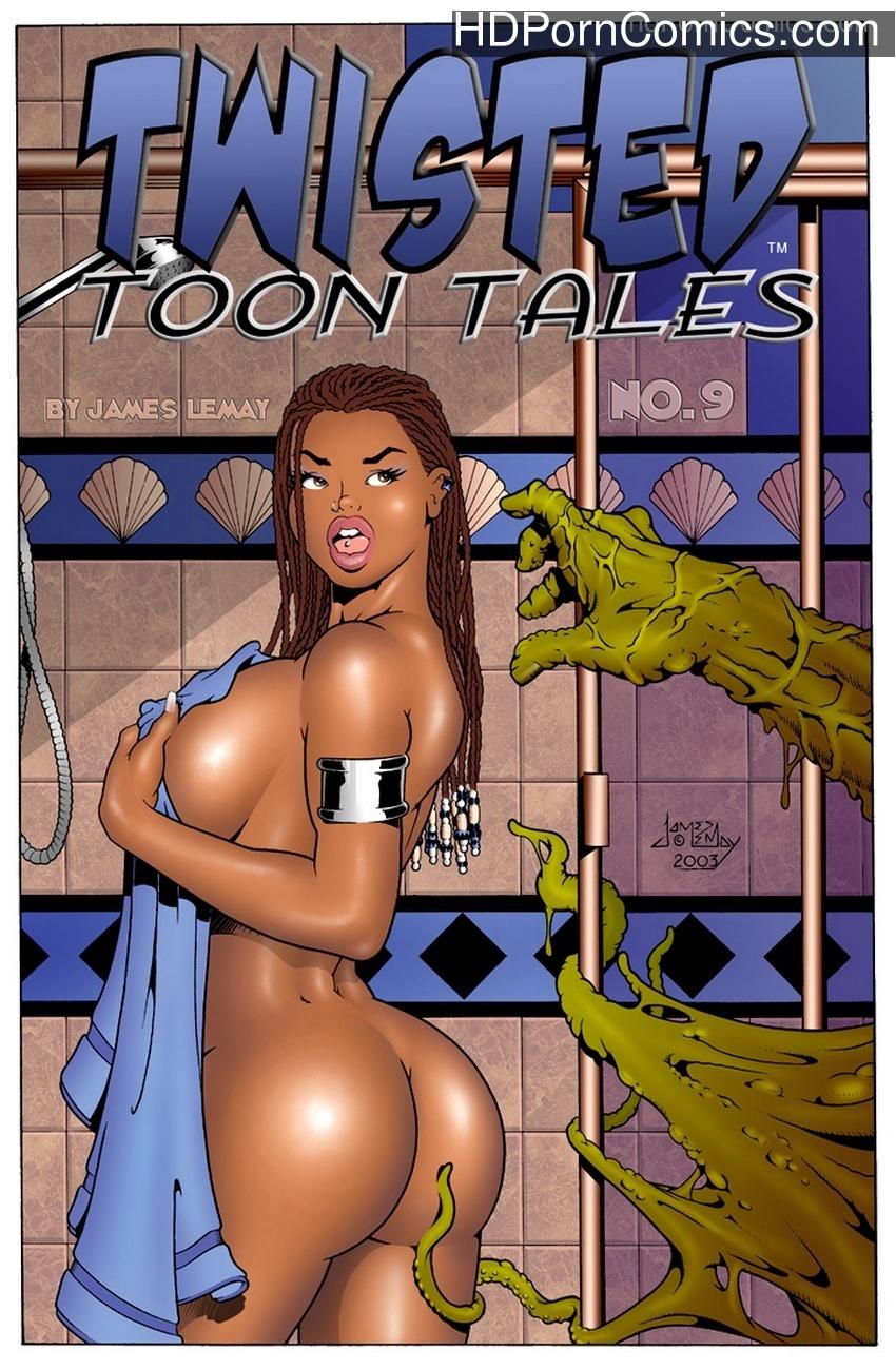 Twisted Toon Tales 9 Sex Comic