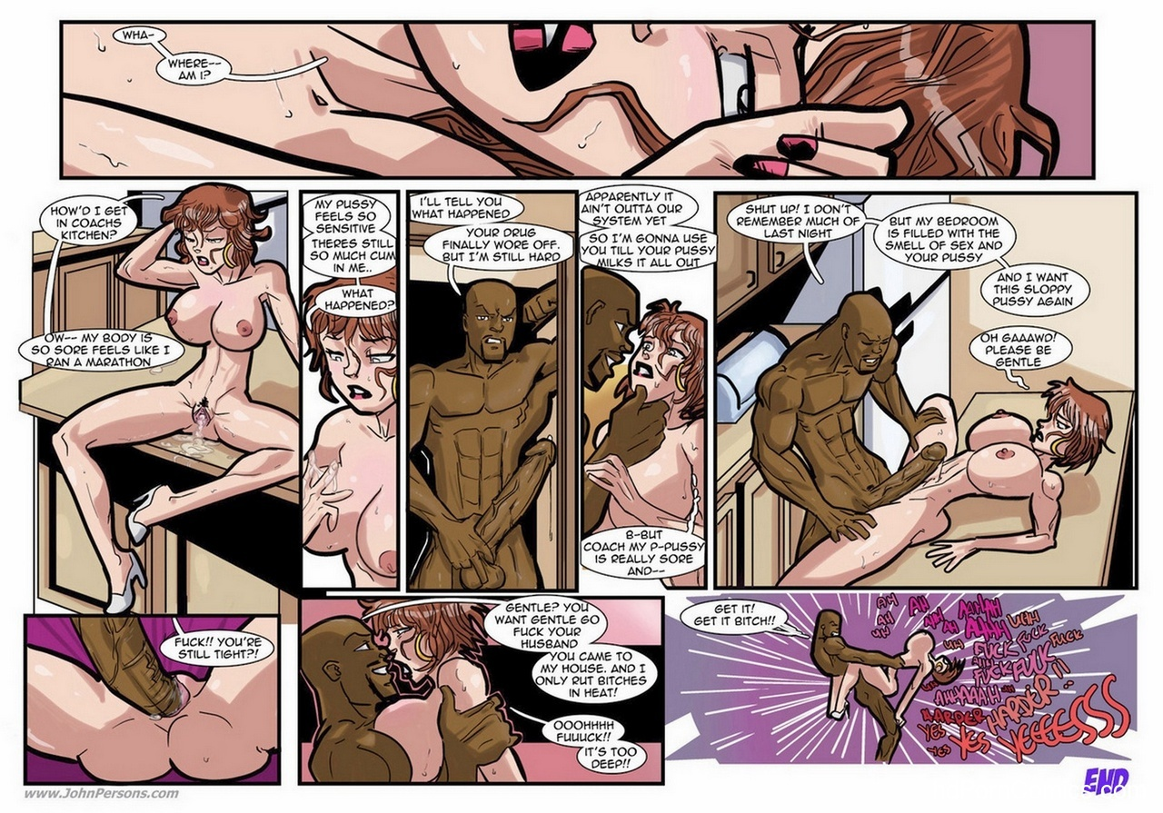 Unbreakable Sex Comic