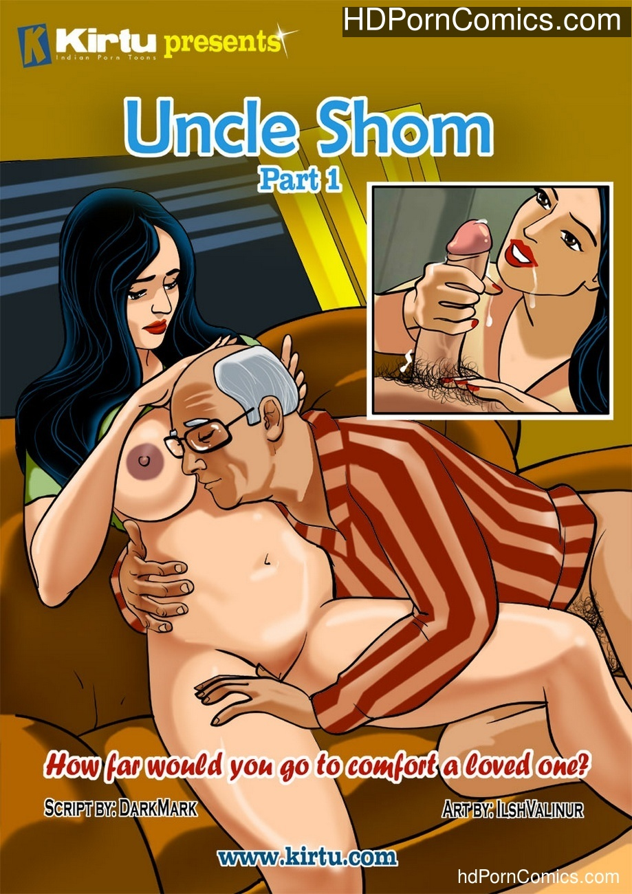 Uncle Shom 1 - How Far Would You Go To Comfort A Loved One 1 free sex comic