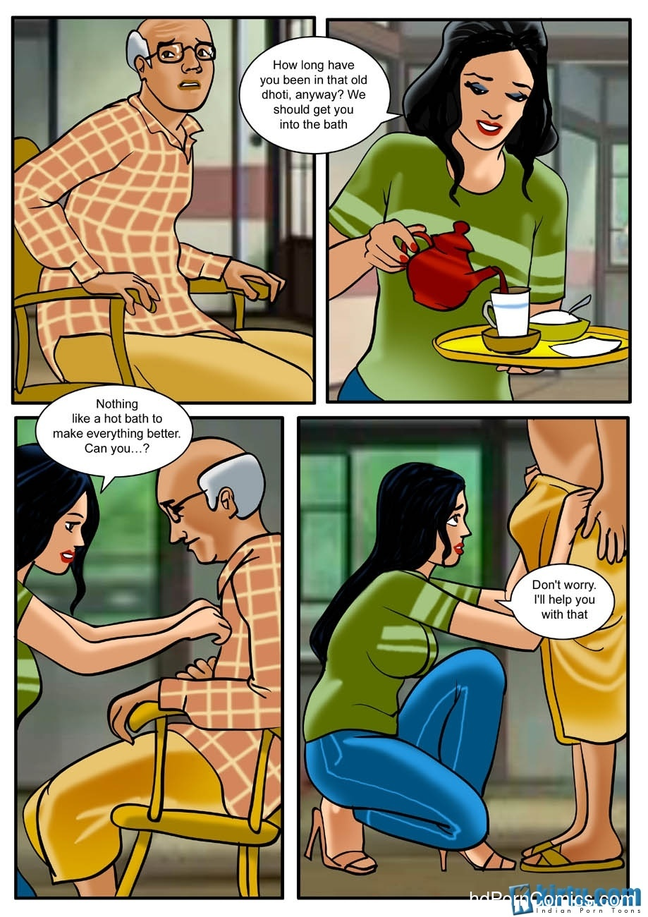 Uncle Shom 1 - How Far Would You Go To Comfort A Loved One 10 free sex comic