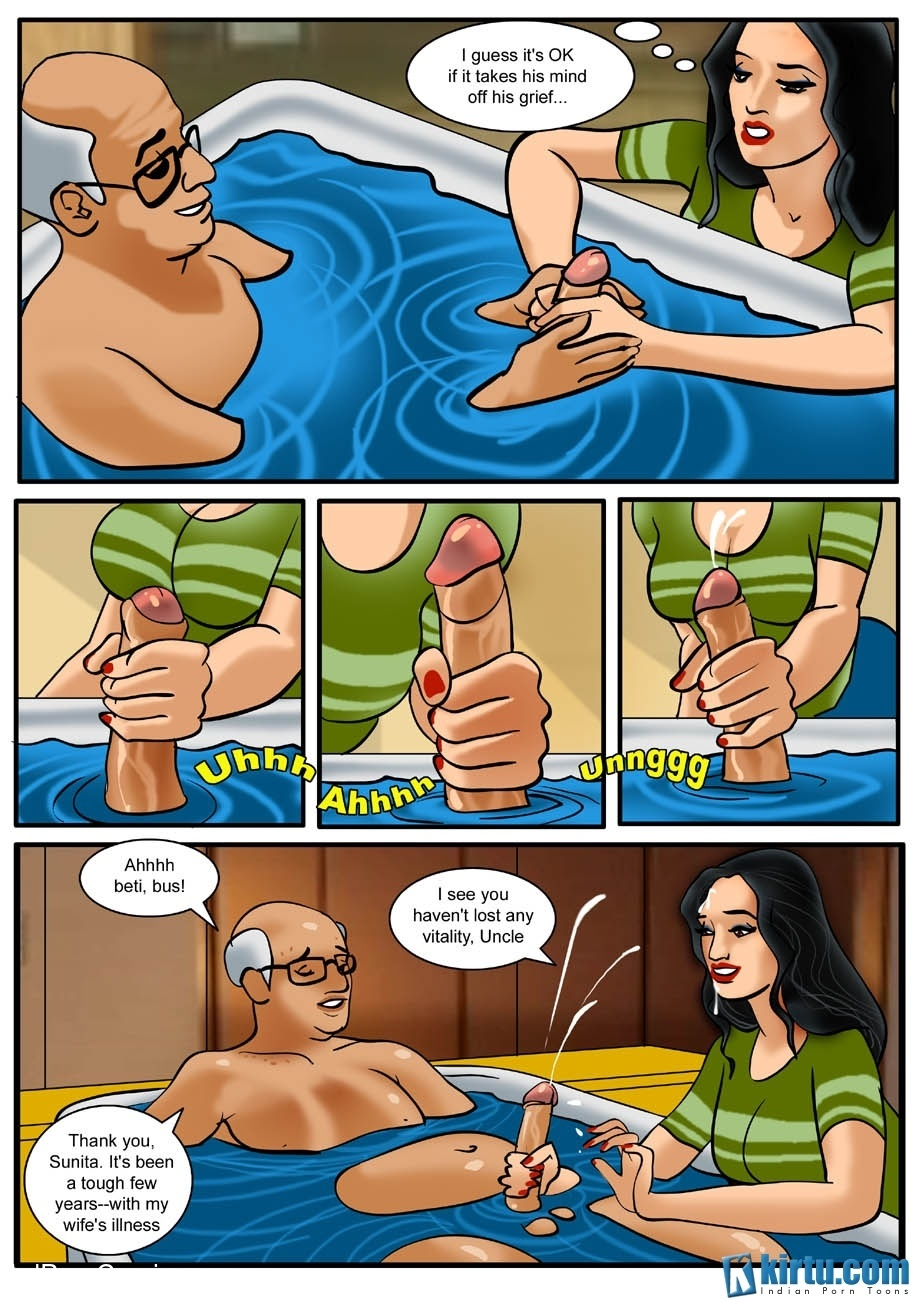 Uncle Shom 1 - How Far Would You Go To Comfort A Loved One 14 free sex comic
