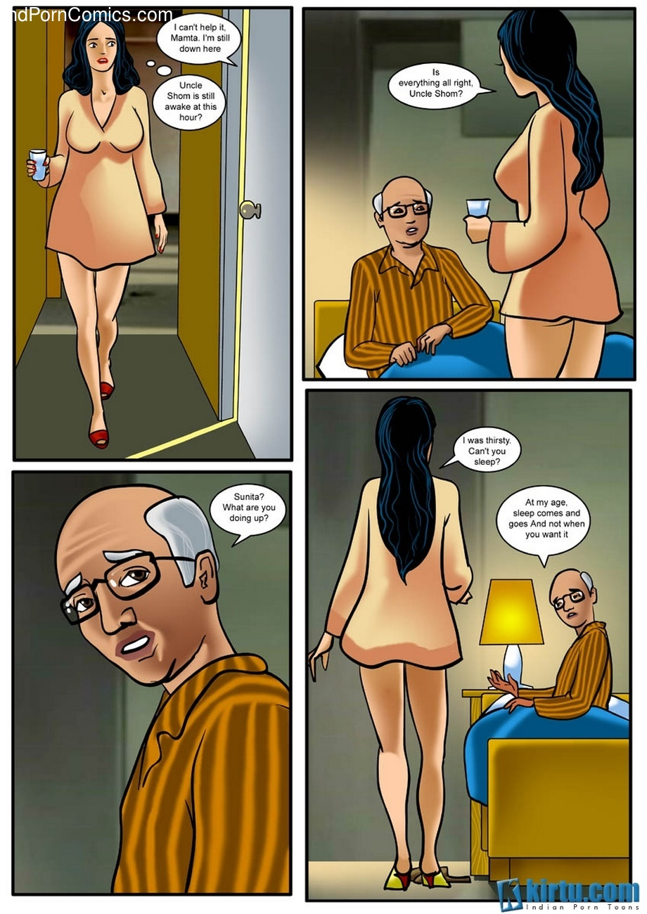 Uncle Shom 1 - How Far Would You Go To Comfort A Loved One 23 free sex comic