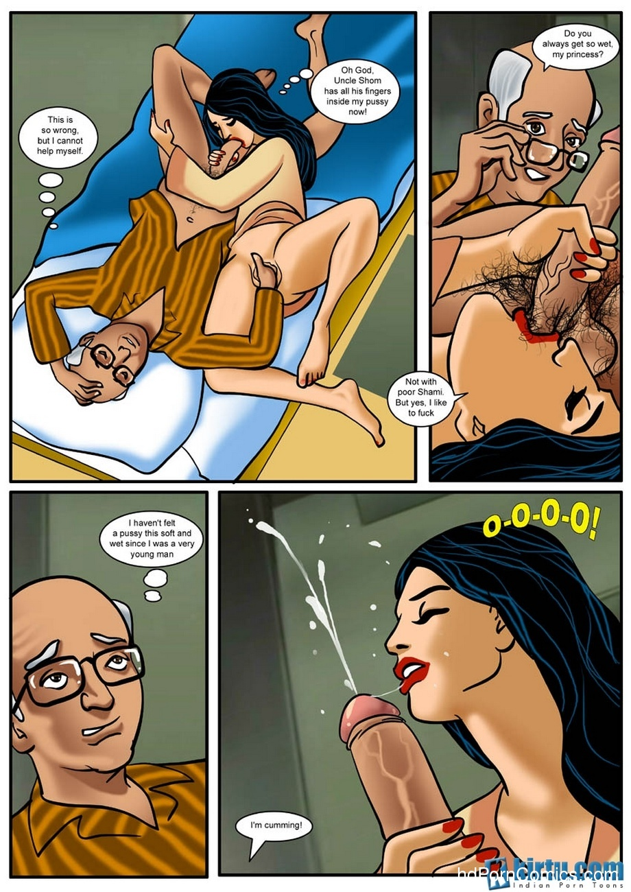 Uncle Shom 1 - How Far Would You Go To Comfort A Loved One 29 free sex comic
