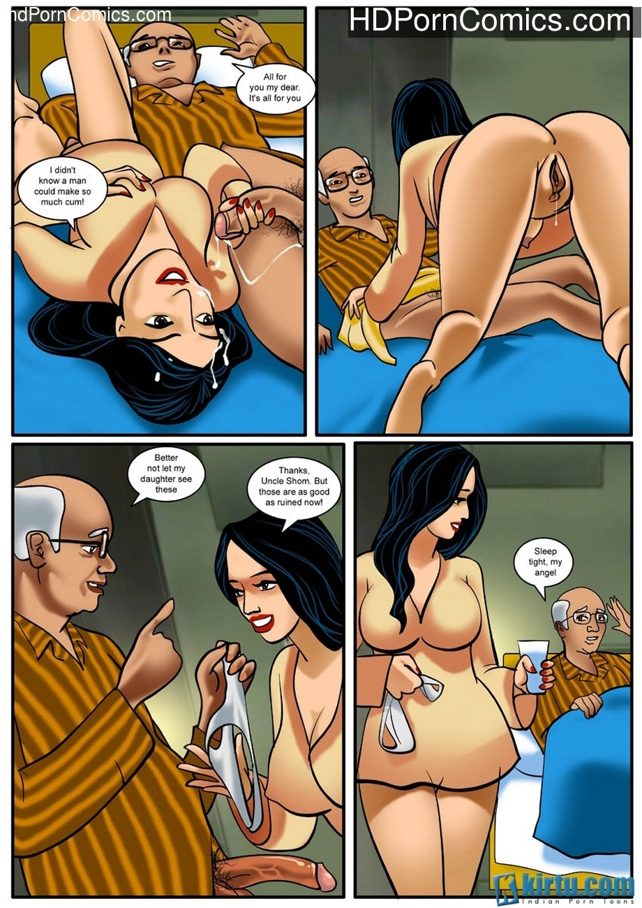 Uncle Shom 1 - How Far Would You Go To Comfort A Loved One 31 free sex comic