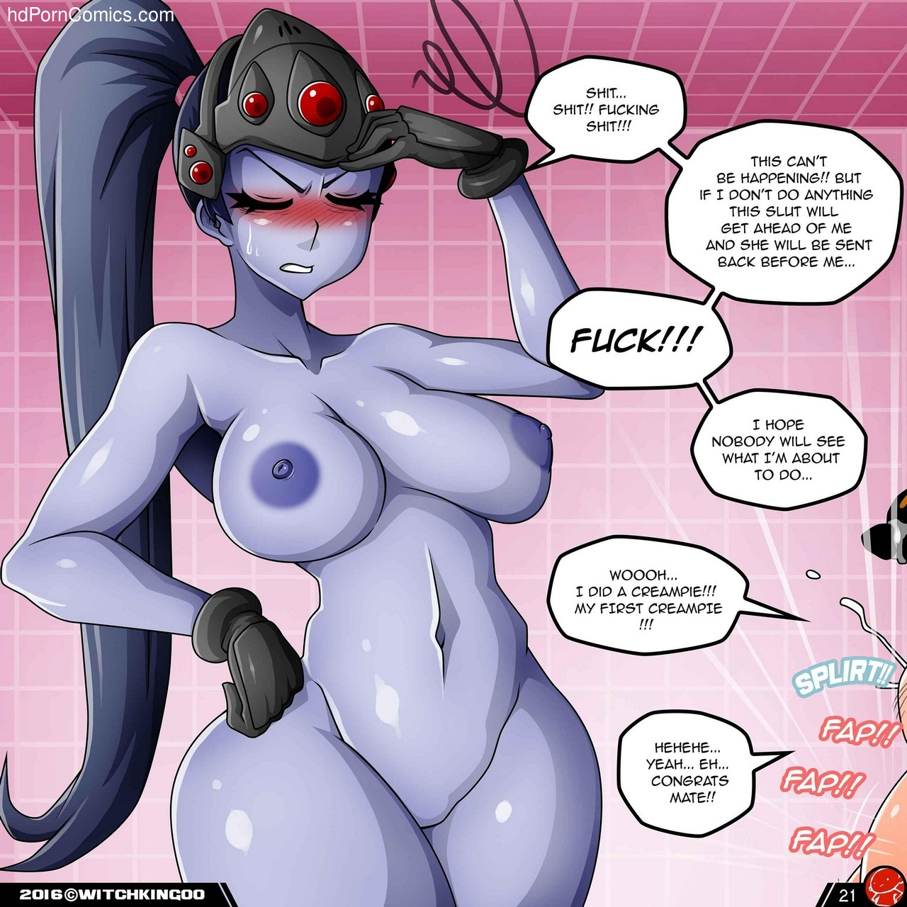 VR-The-Comic22 free sex comic