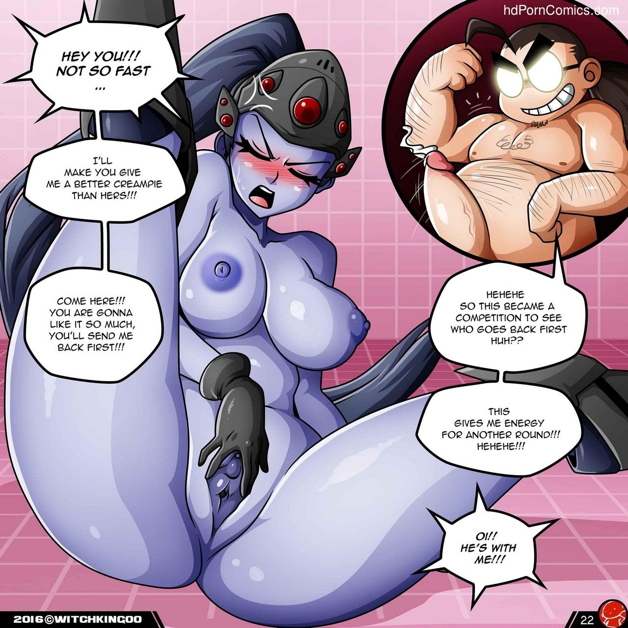VR-The-Comic23 free sex comic