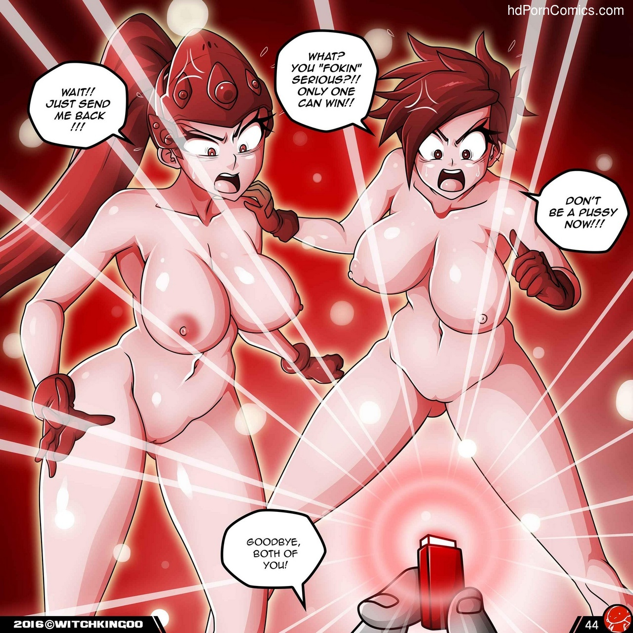 VR-The-Comic45 free sex comic
