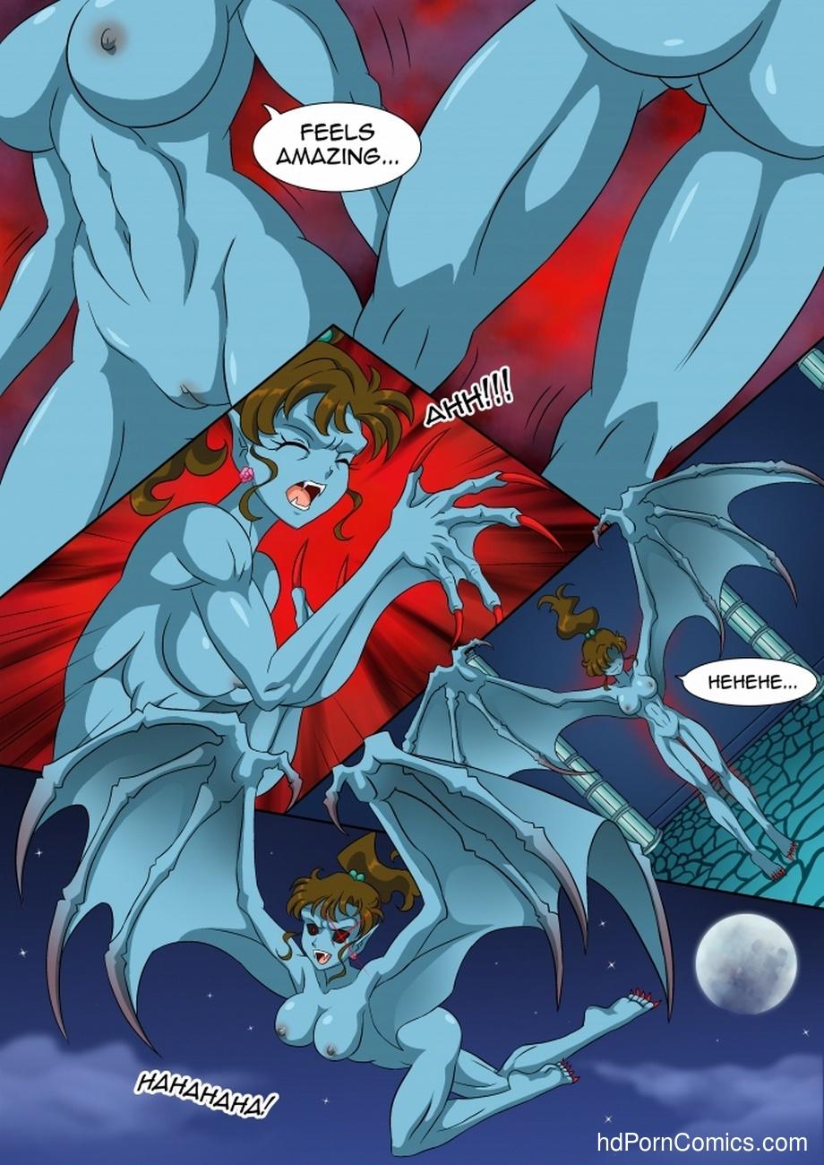 Vampires Of The Night 1 Sex Comic