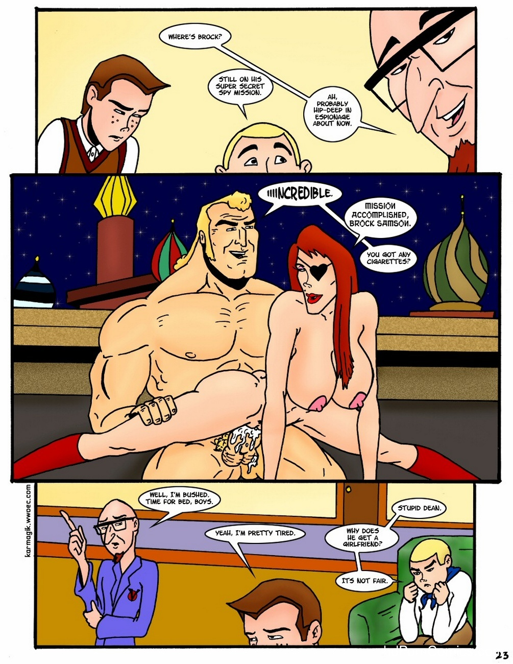 Villainess-Intentions24 free sex comic