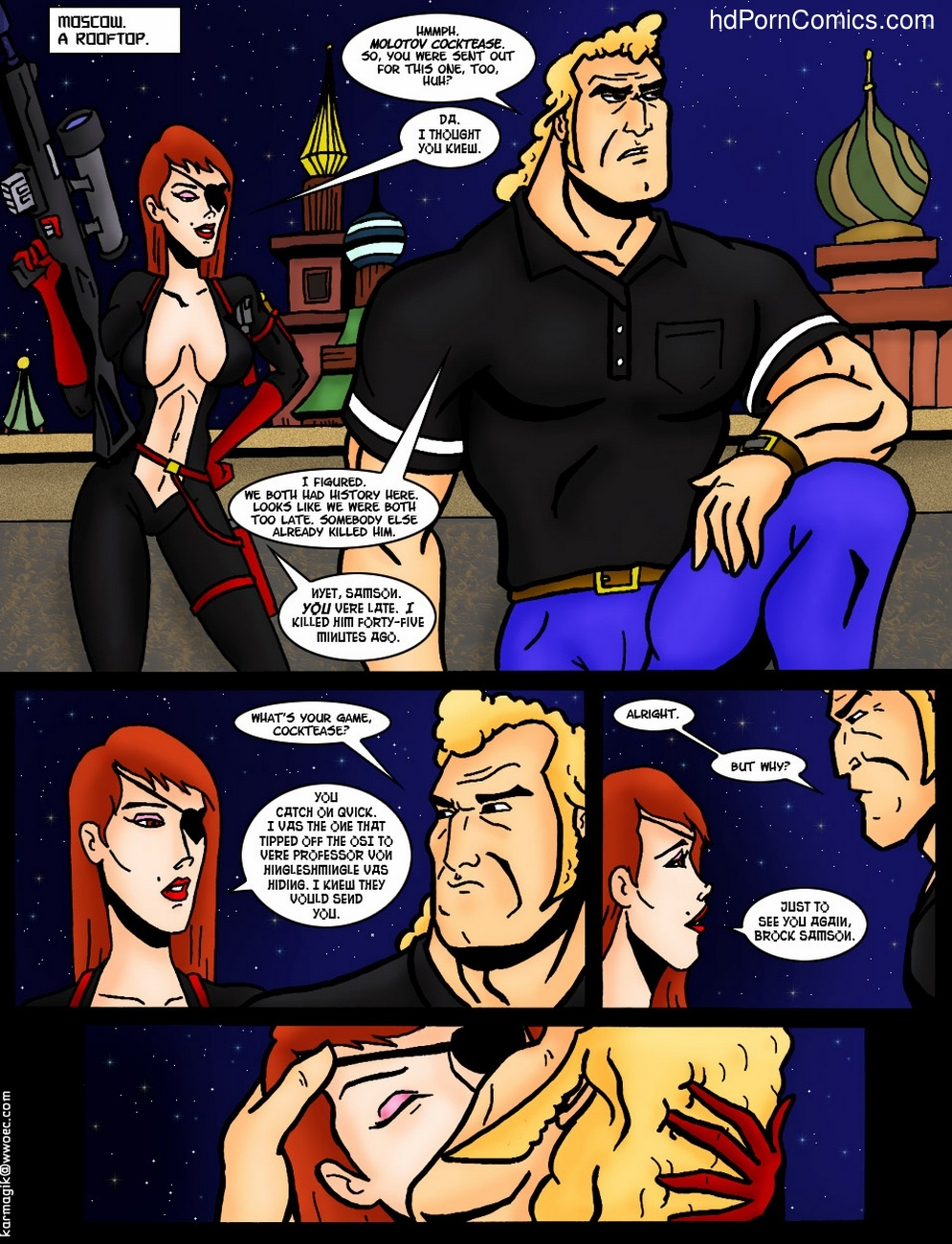 Villainess-Intentions3 free sex comic