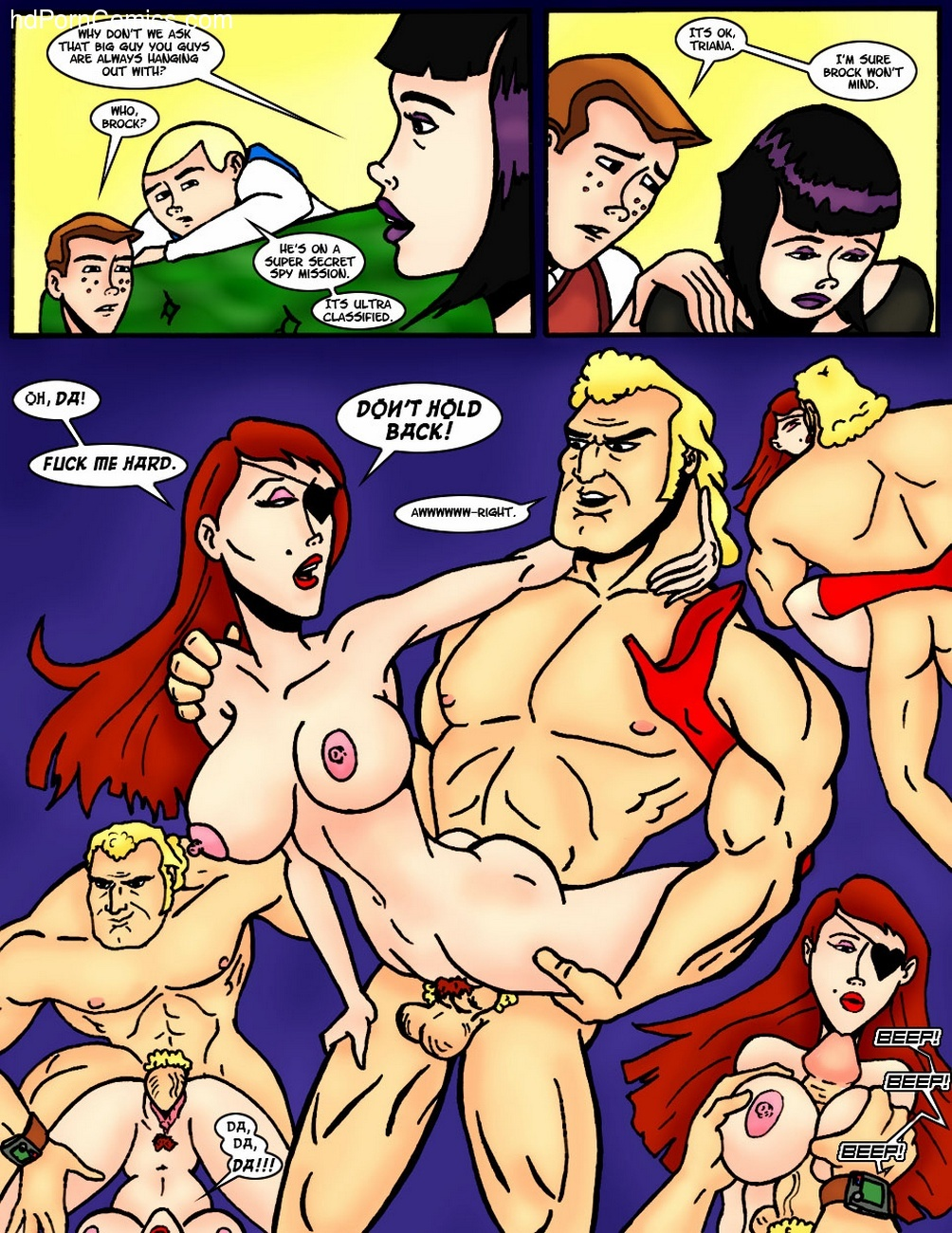 Villainess-Intentions8 free sex comic