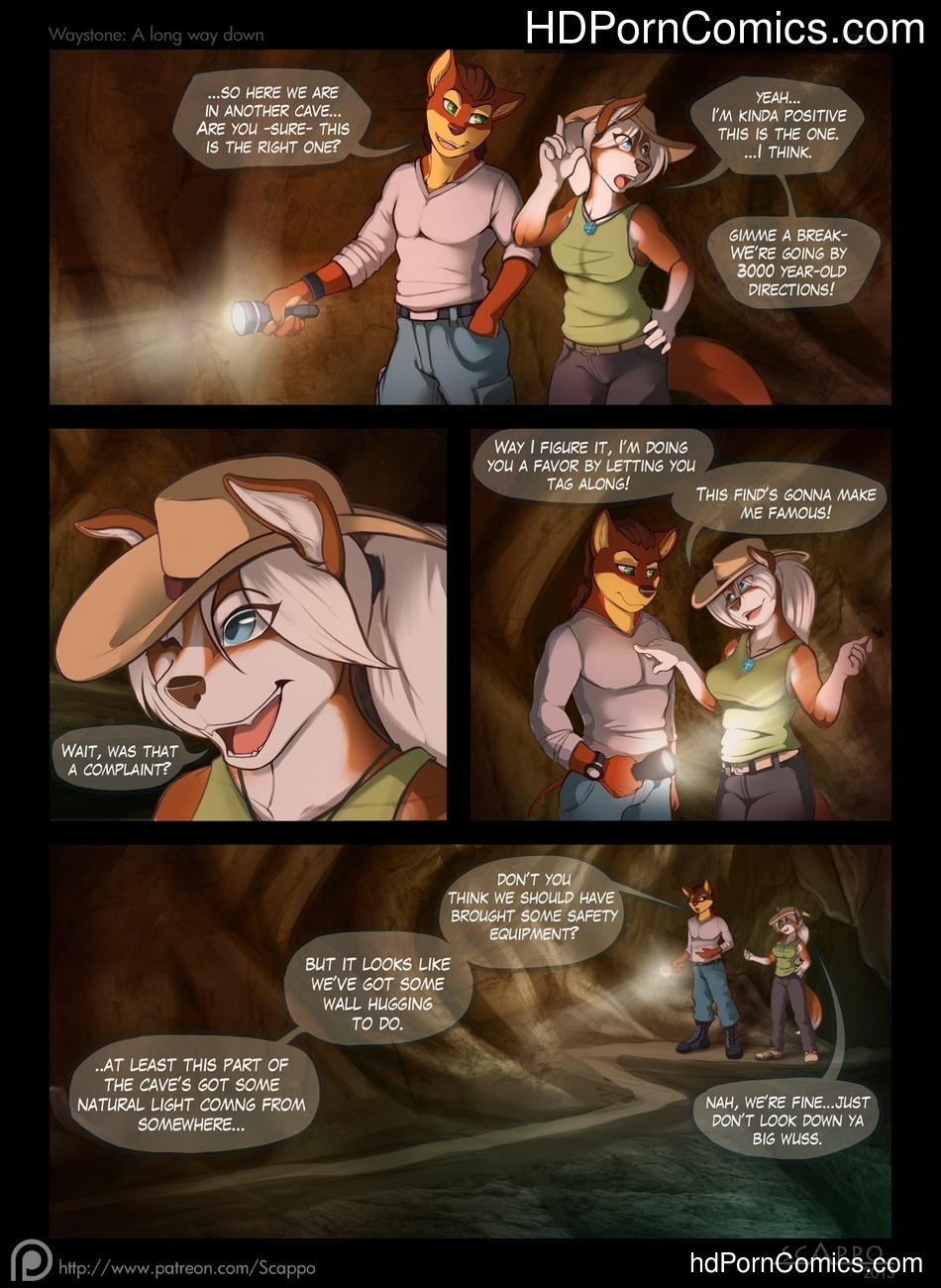 Waystone - A Long Way Down 1 free sex comic