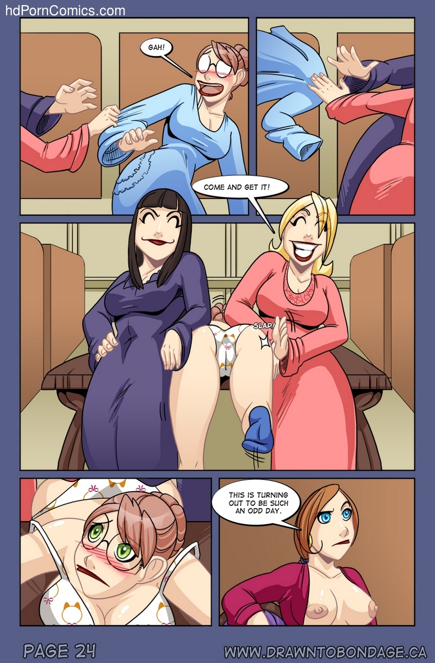 Weird Alchemy 18 free sex comic