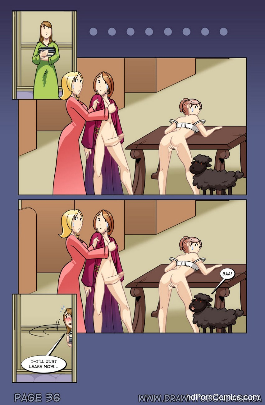 Weird Alchemy 30 free sex comic