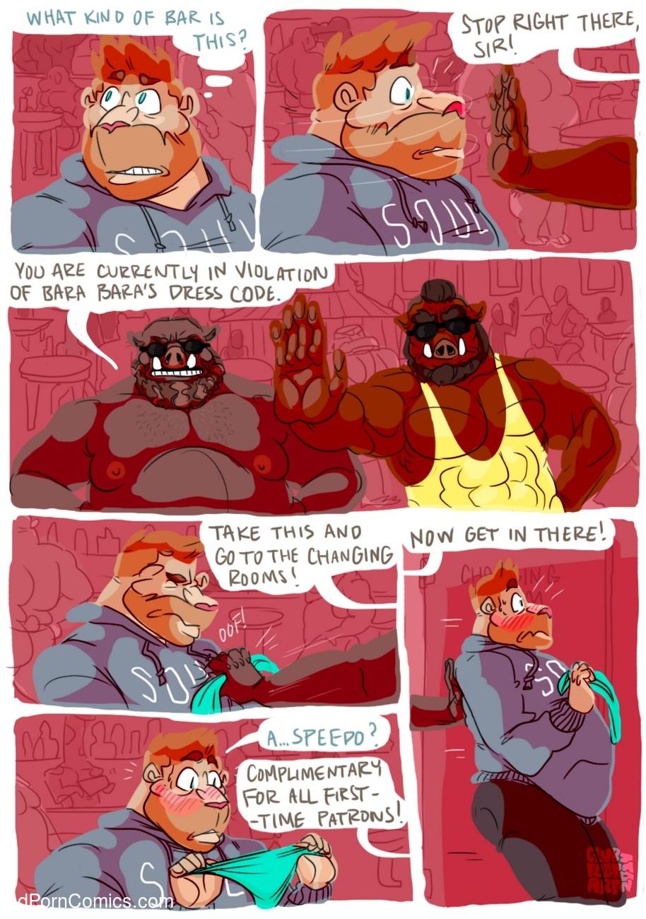 Welcome To Bara Bara 4 free sex comic