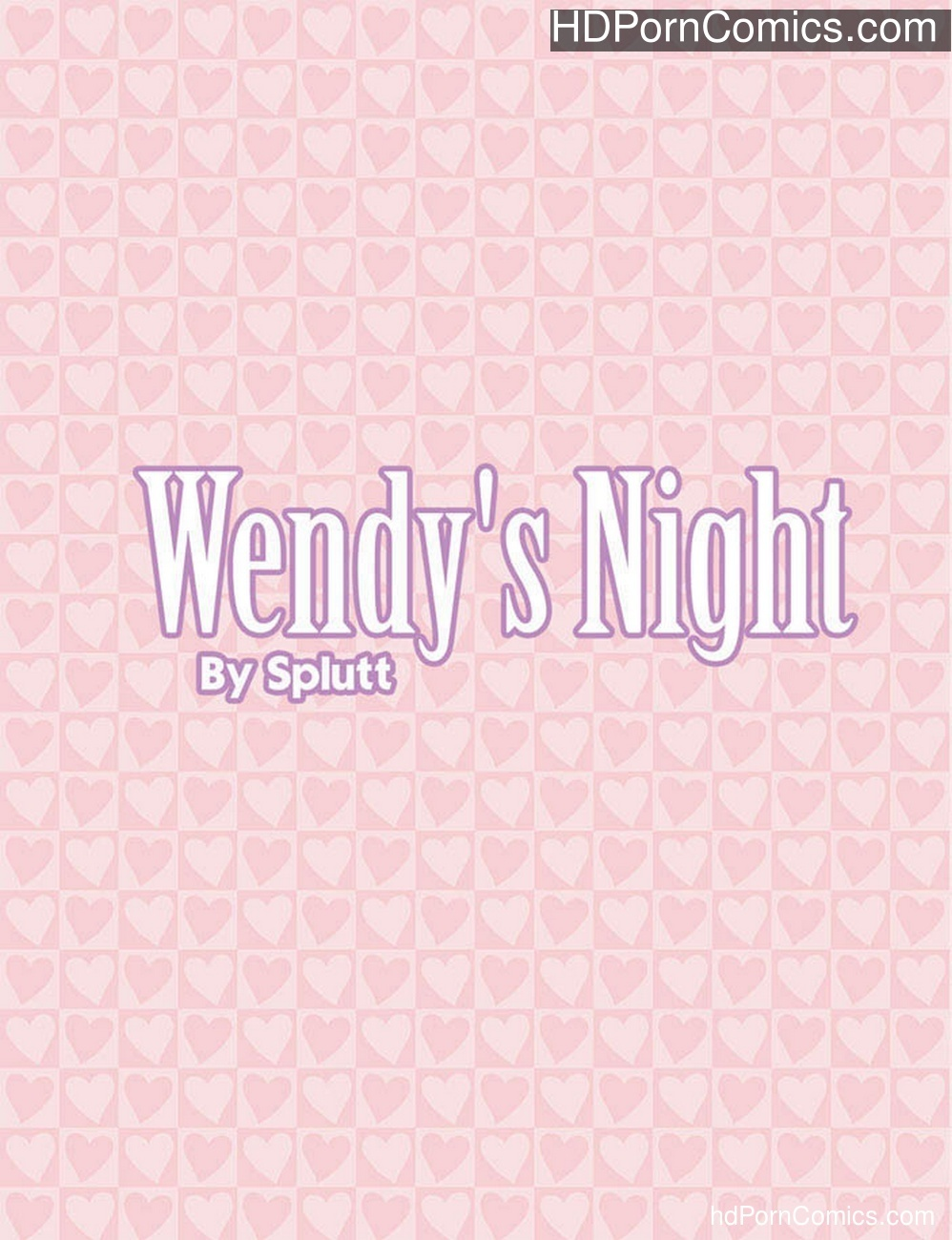 Wendy's Night Sex Comic