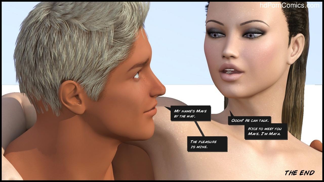 When Maya Meets Mave Sex Comic