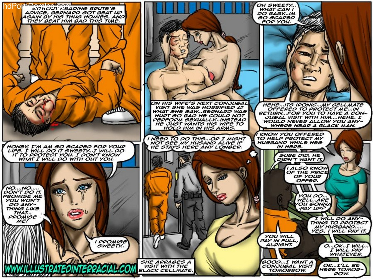 Wife-Gets-Pounded-While-Husband-s-Impounded4 free sex comic