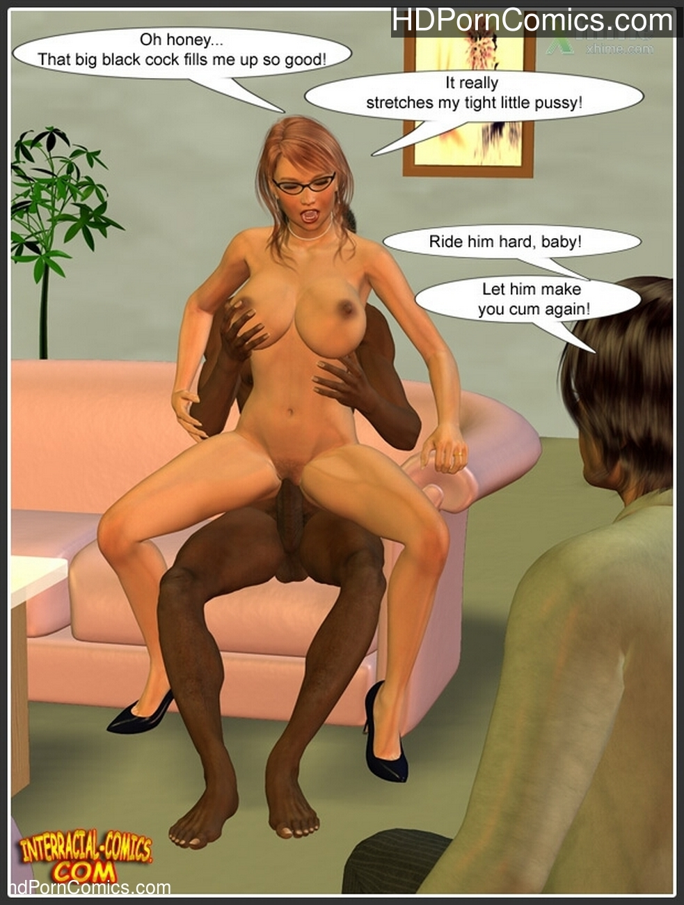 Wife Service 11 free sex comic