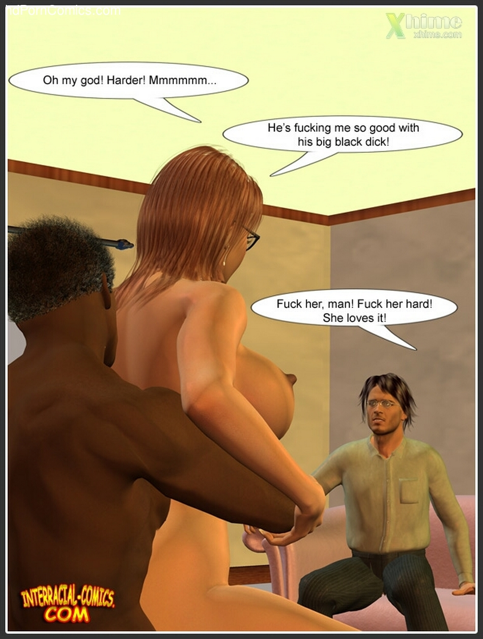 Wife Service 13 free sex comic