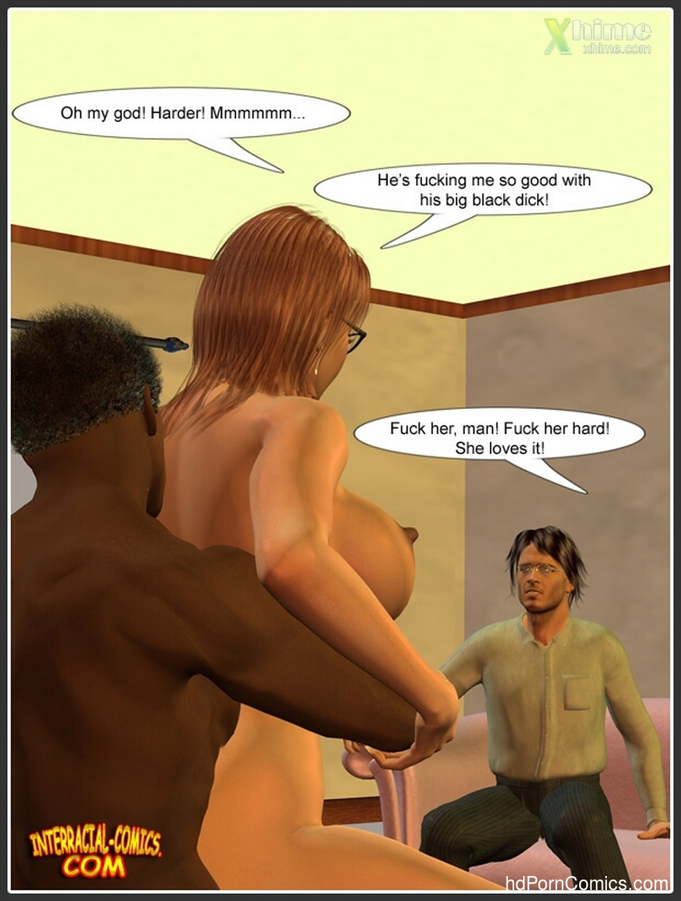 Wife Service 16 free sex comic