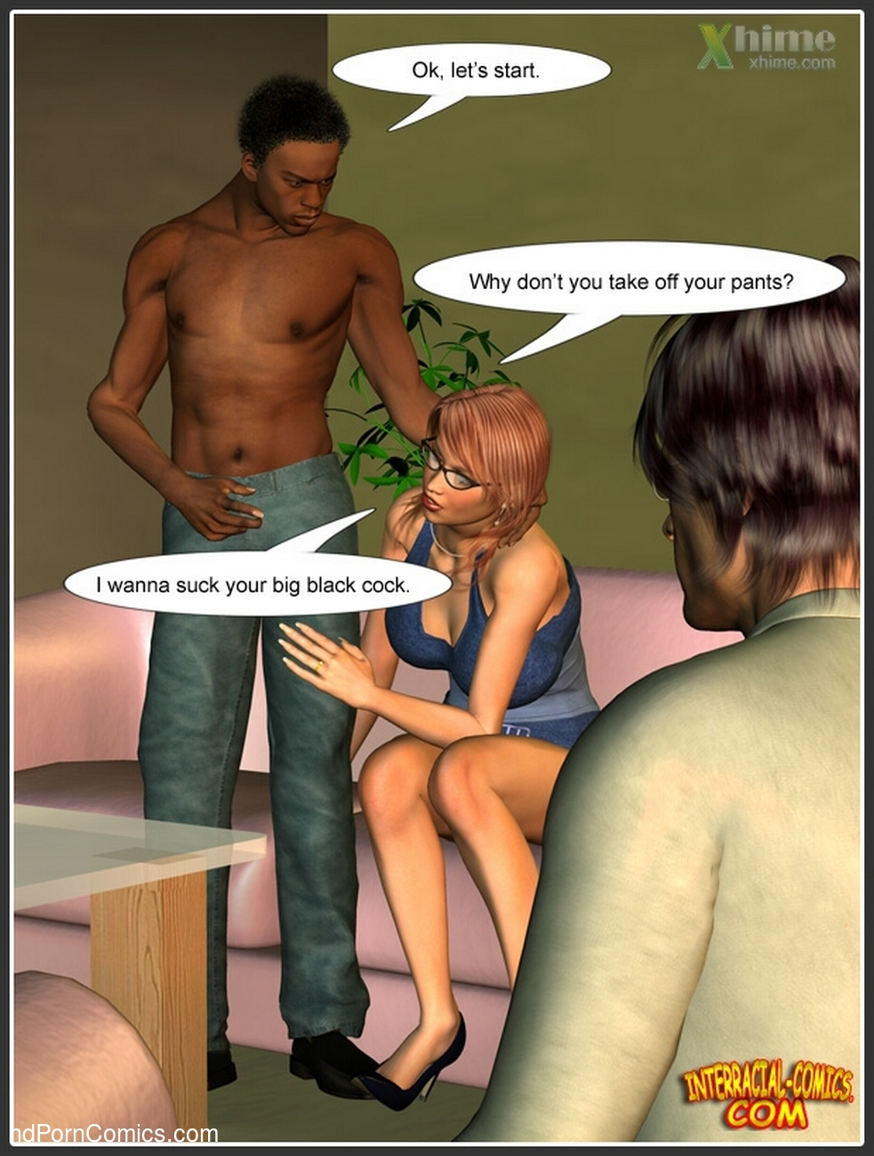 Wife Service 4 free sex comic