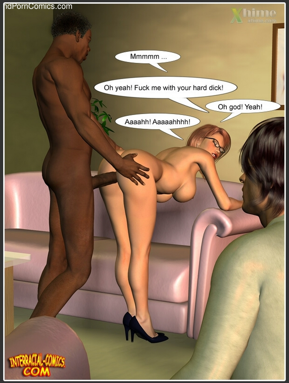 Wife Service 7 free sex comic