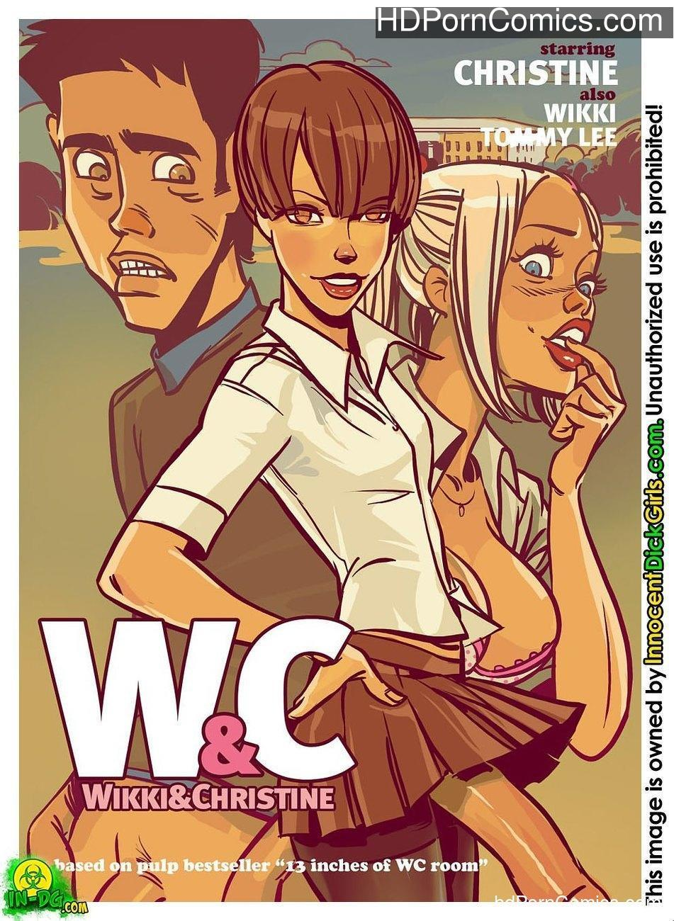 Wikki & Christine Sex Comic - HD Porn Comics