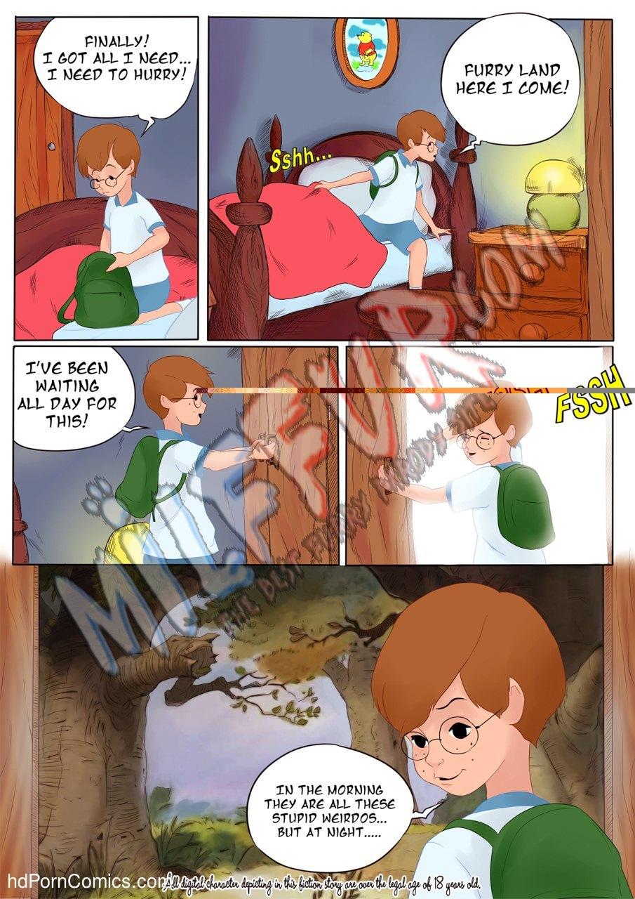 Cartoon Scat Fetish Comics
