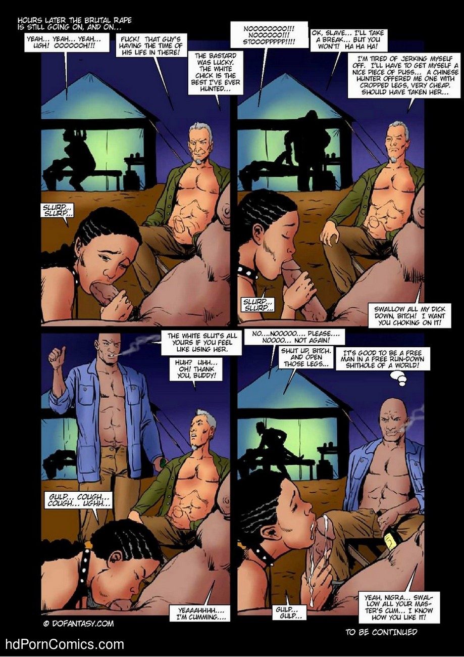 Women Hunt Sex Comic