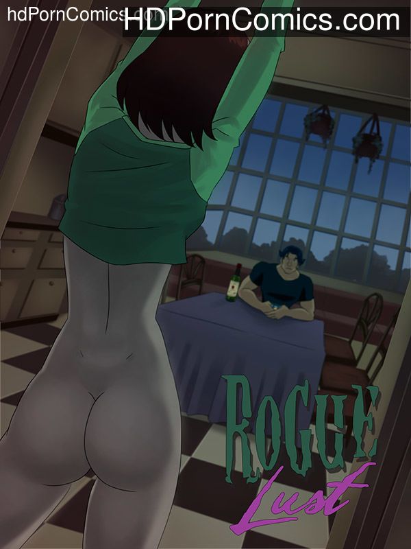 X-Men Evolution-Rogue's Lust free Cartoon Porn Comic