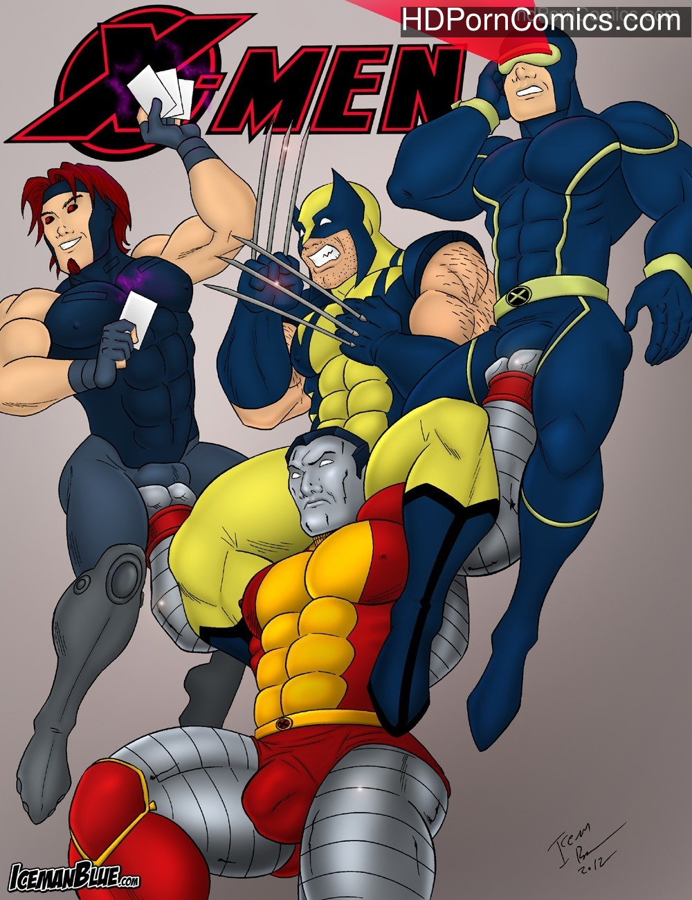 X-Men 1 free sex comic