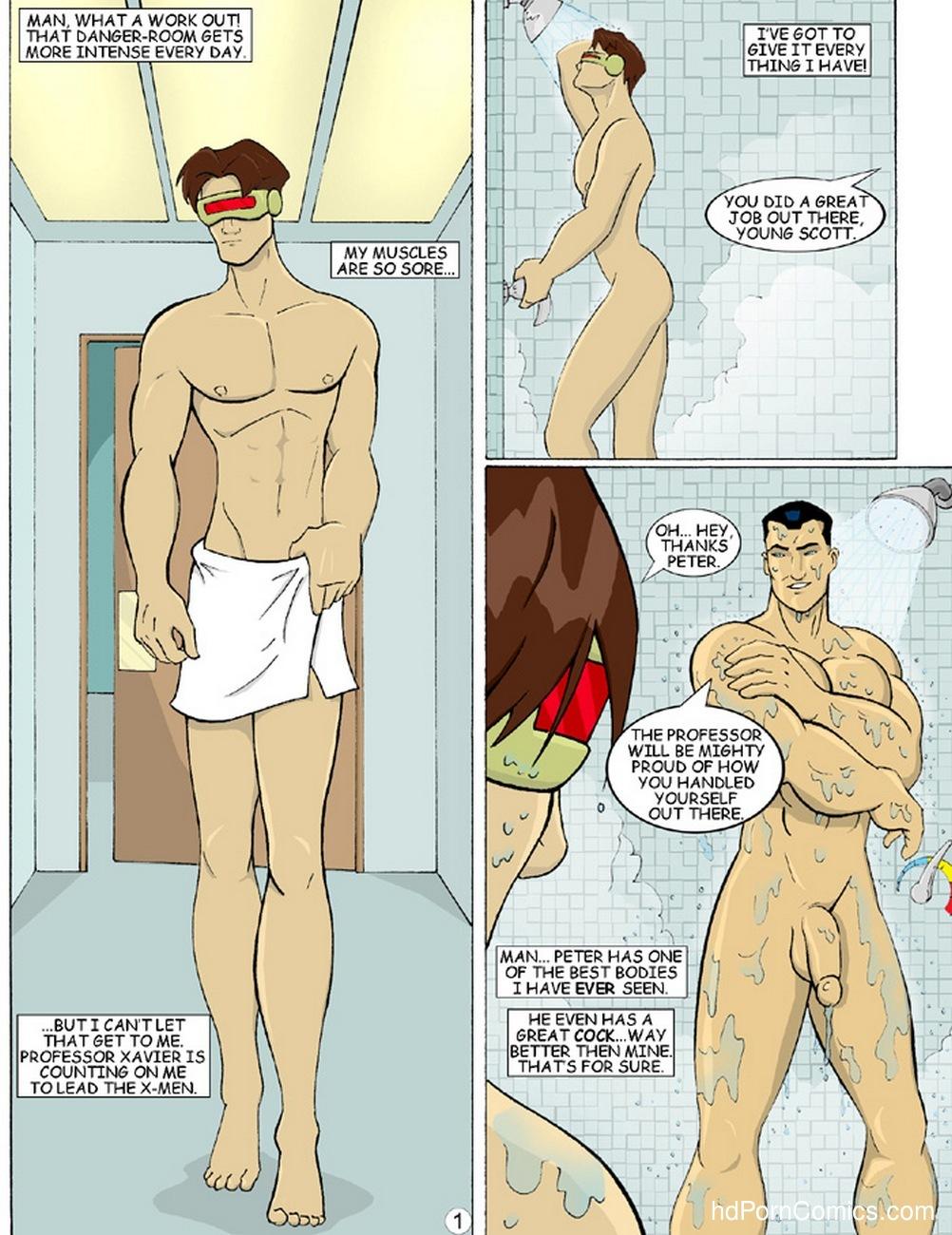 X-Men Evoloution 2 free sex comic