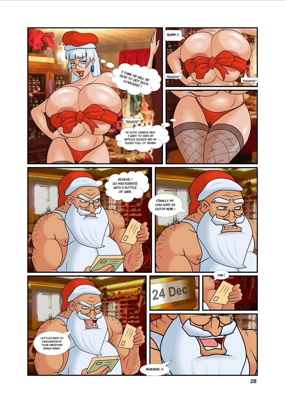 Xmas Pay Rise 28 free sex comic