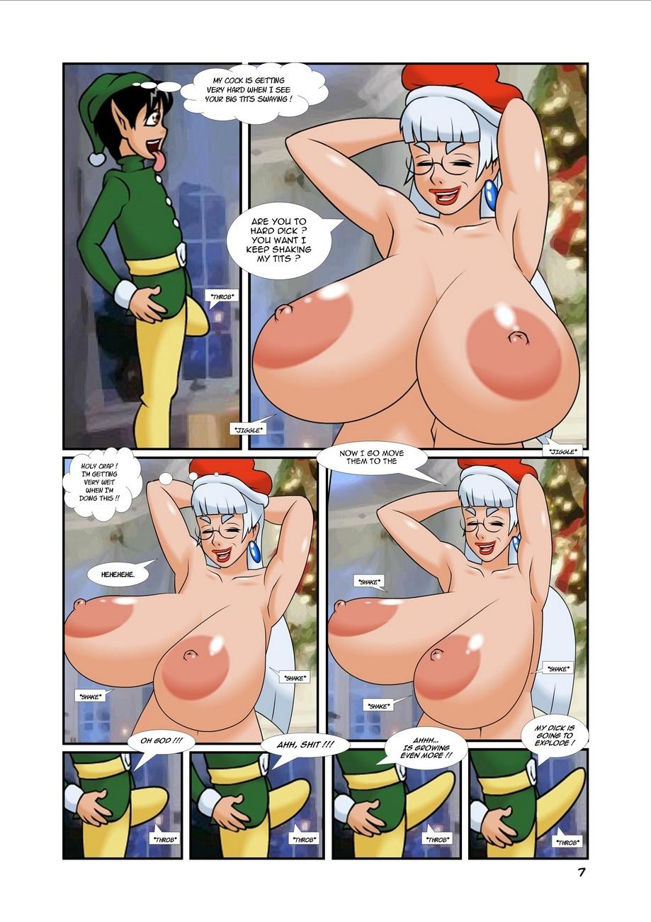 Xmas Pay Rise 7 free sex comic