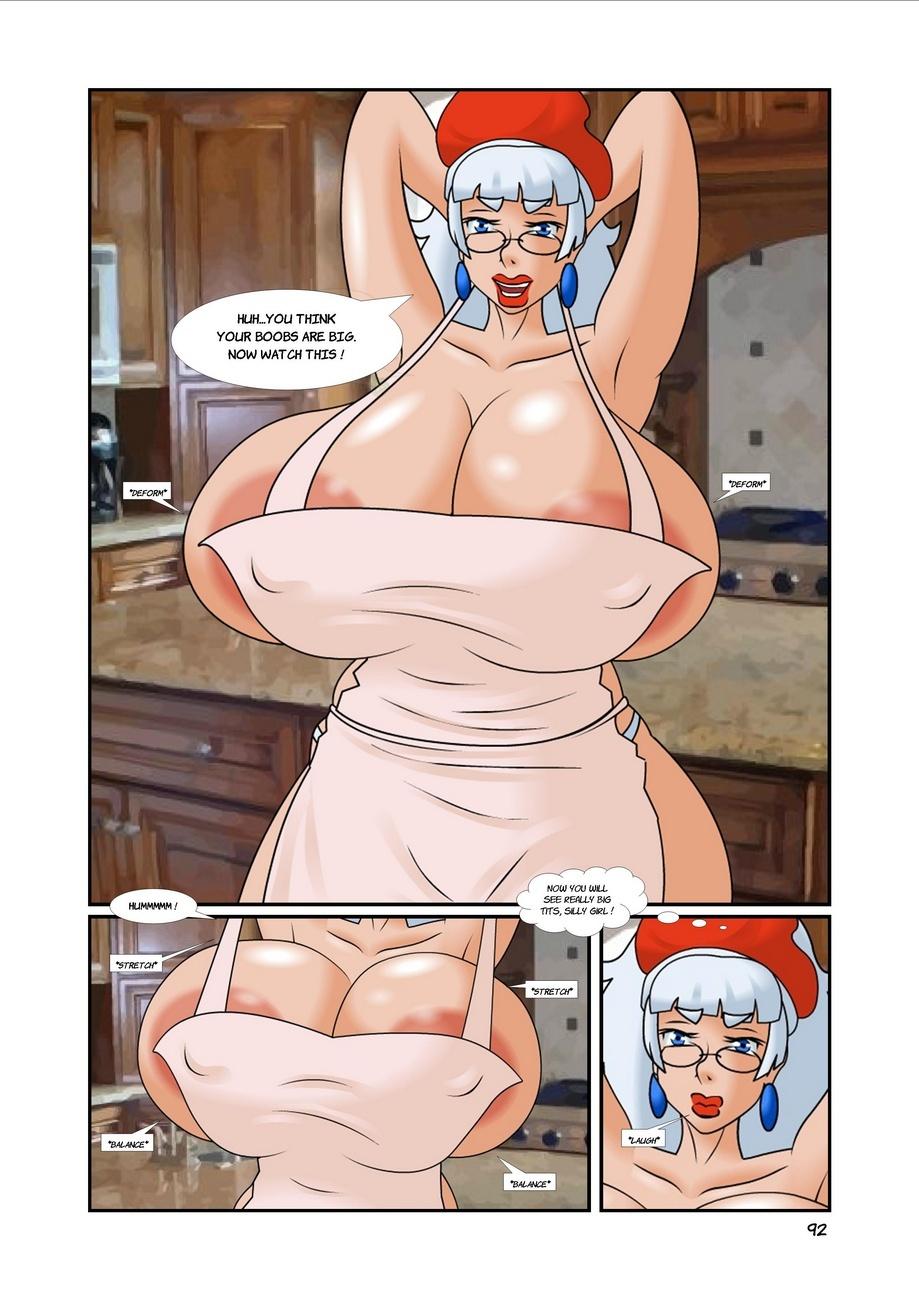 Xmas Pay Rise 92 free sex comic