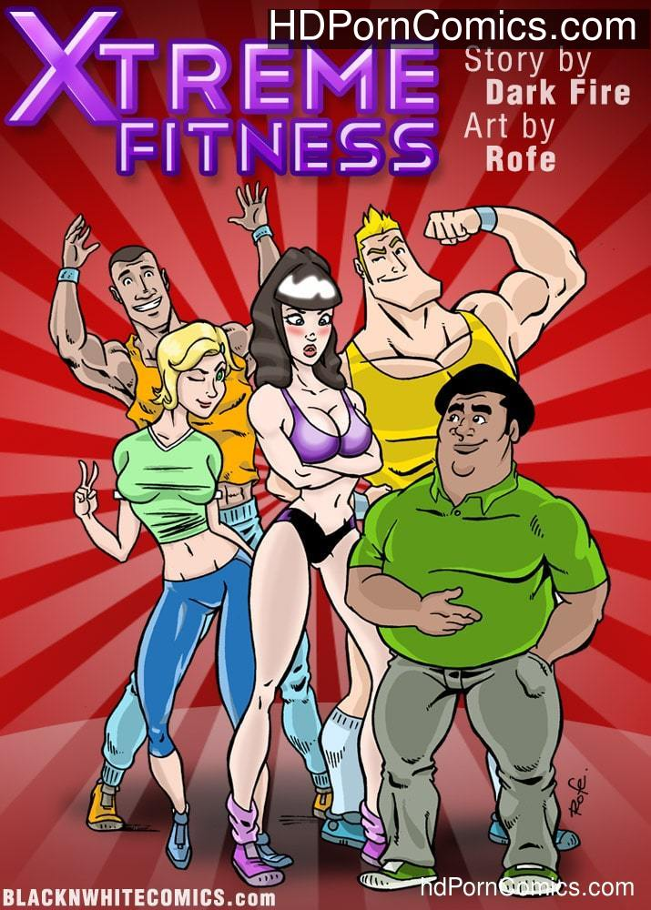 Xtreme Fitness 1 free Cartoon Porn Comic