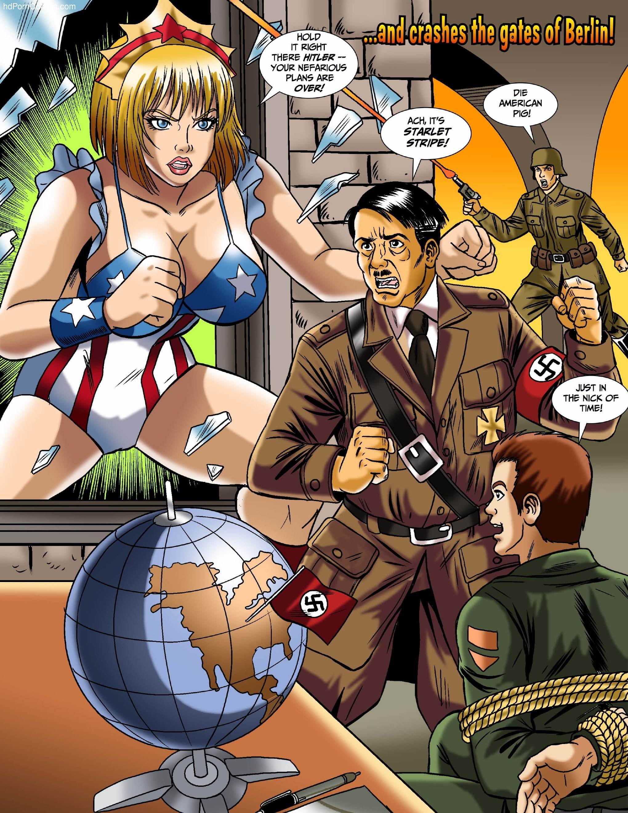 Xxx Comics- Dreamtales -Starlet Stripe4 free sex comic