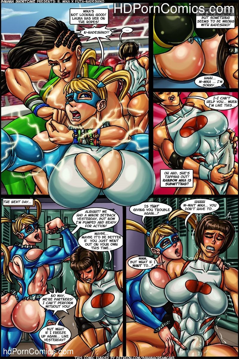 Xxx Comics-Banana Shortcake 1 free Porn Comic