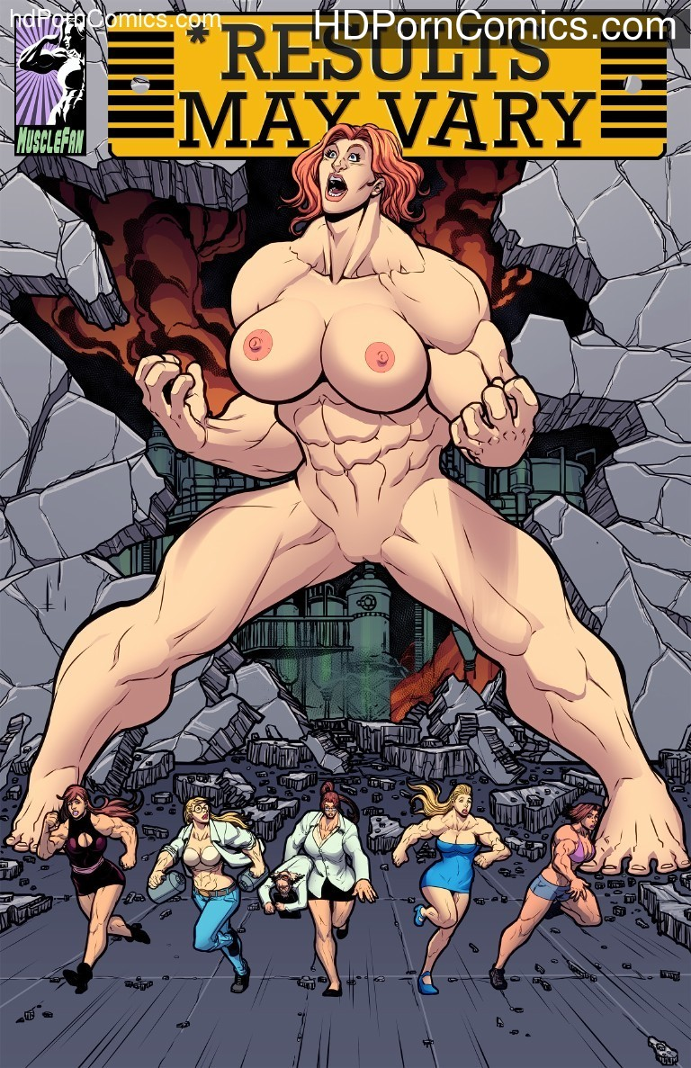 Xxx Comics-MuscleFan- Results May Vary 3 free Porn Comic