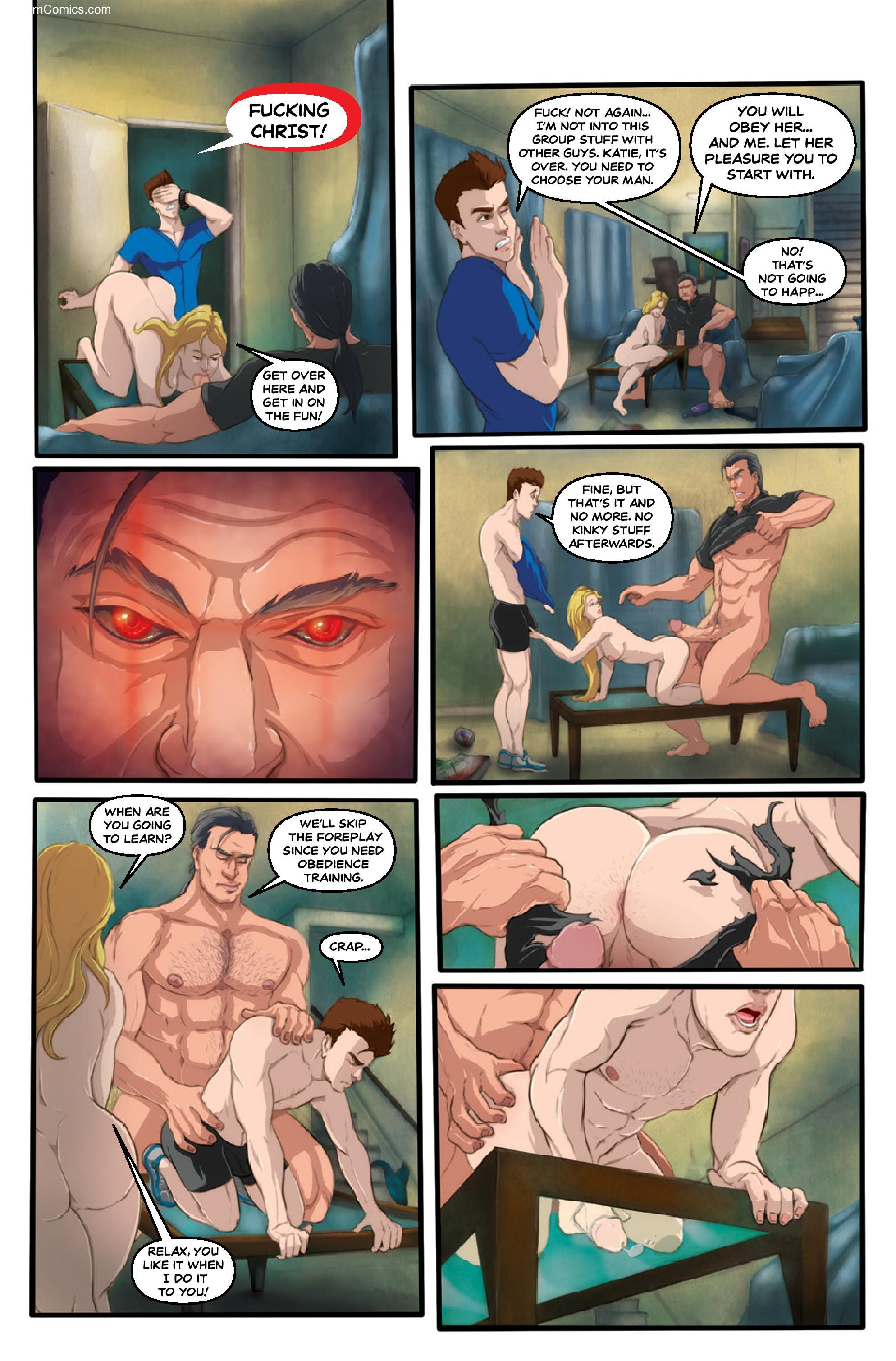 Xxx comics-The pack 116 free sex comic